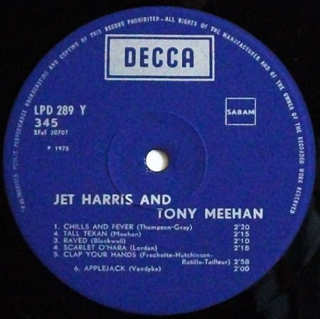 Harris, Jet & Tony Meehan - Decca LP 1975.jpeg