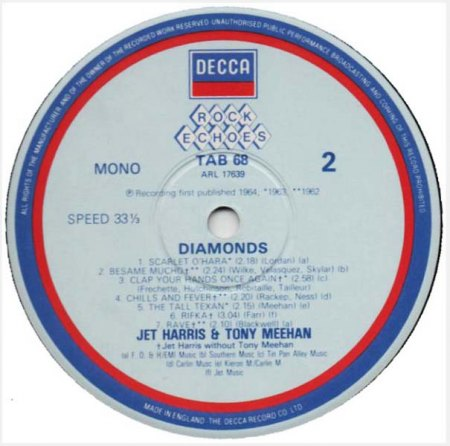 Harris, Jet & Tony Meehan - Diamonds LP.JPG