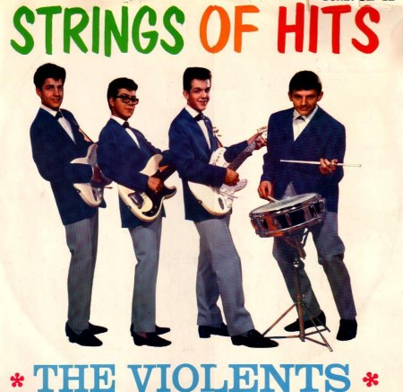 The Violents - Strings Of Hits (LP 1962) - Front.jpg