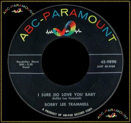 BOBBY LEE TRAMMELL - I SURE DO LOVE YOU BABY_IC#003.jpg