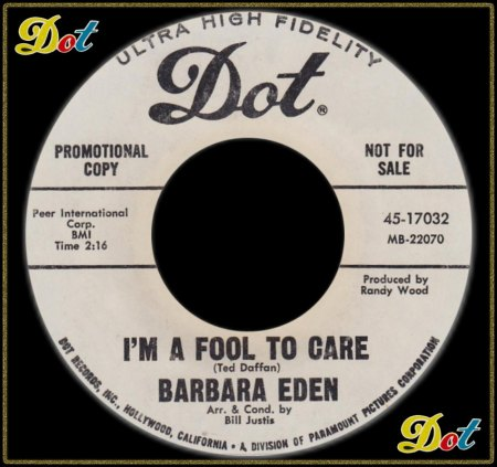 BARBARA EDEN - I'M A FOOL TO CARE_IC#002.jpg