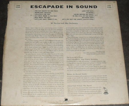 Nevins, Al - Escapade in Sound (2).jpg