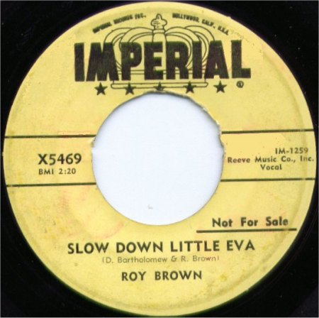 Brown,Roy06Slow Down Little Eva Imperial X 5469.jpg