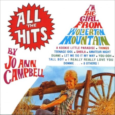 Campbell, Jo Ann - I'm the girl from Wolverton Mountain - All The Hits.jpg