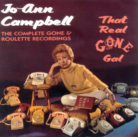 Campbell, Jo Ann - The real gone gal  .jpg