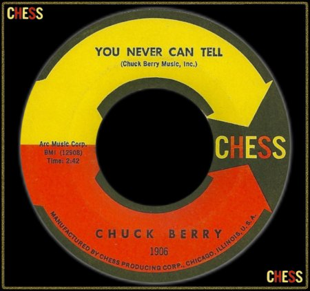 CHUCK BERRY - YOU NEVER CAN TELL_IC#003.jpg