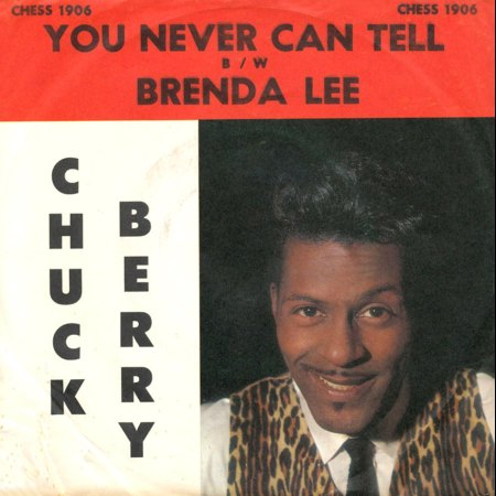 CHUCK BERRY - YOU NEVER CAN TELL_IC#005.jpg