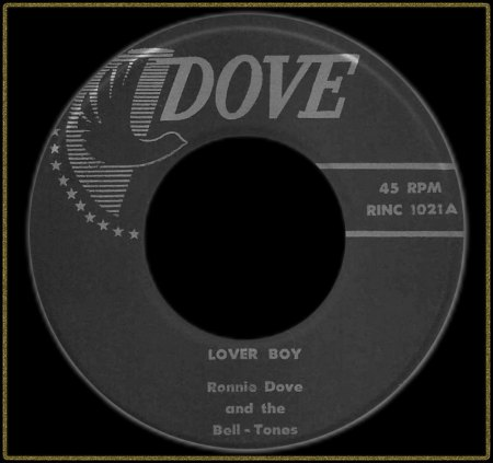 RONNIE DOVE & THE BELL-TONES - LOVER BOY_IC#002.jpg