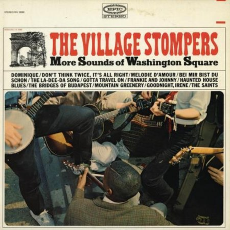 The Village Stompers - More Sounds Of Washington Square.jpg