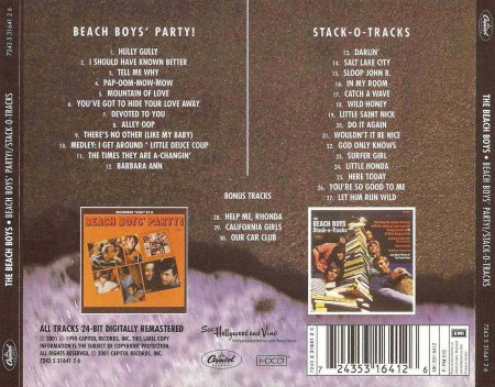 Beach Boys - Beach Boys' Party & Staqck-O-Tracks.jpg
