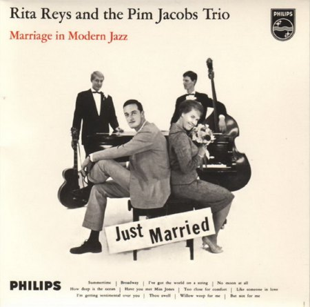 Reys, Rita & the Pim Jacobs Trio - Marriage in Modern Jazz.jpg