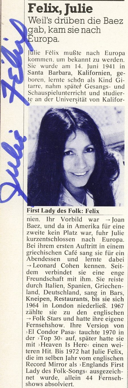 Felix, Julie im Heft Rock Dreams -  .jpg