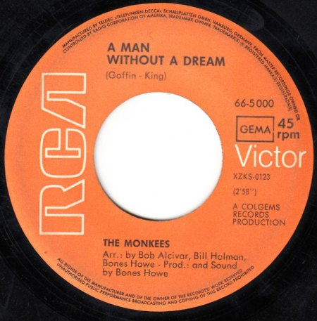 THE MONKEES - A man without a dream -B-.jpg