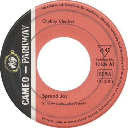 k-Chubby Checker_Spread Joy_Ariola-10635_BRD_L.jpg