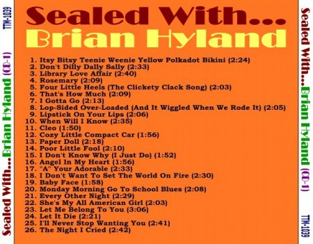 Brian Hyland - Sealed With - Cd 01 - Back.jpg
