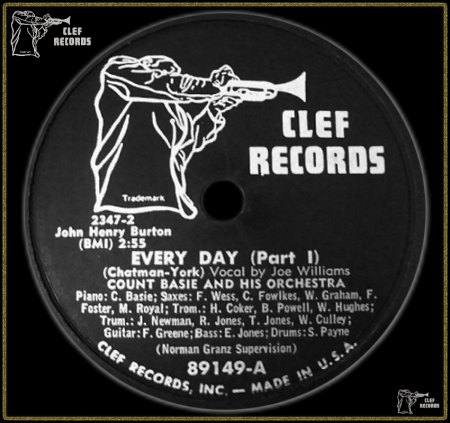 COUNT BASIE WITH JOE WILLIAMS - EVERY DAY PART I & II_IC#002.jpg