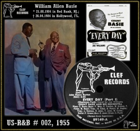 COUNT BASIE WITH JOE WILLIAMS - EVERY DAY PART I & II_IC#001.jpg