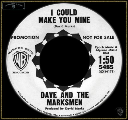 DAVE & THE MARKSMEN - I COULD MAKE YOU MINE_IC#003.jpg