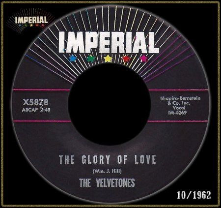 VELVETONES (LOS ANGELES) - GLORY OF LOVE_IC#004.jpg