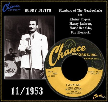 BUDDY DIVITO & THE MEADOWLARKS - EVERYTIME_IC#001.jpg