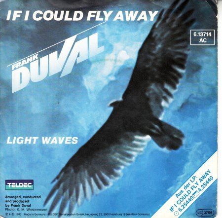 FRANK DUVAL - If I could fly away - CV _.jpg
