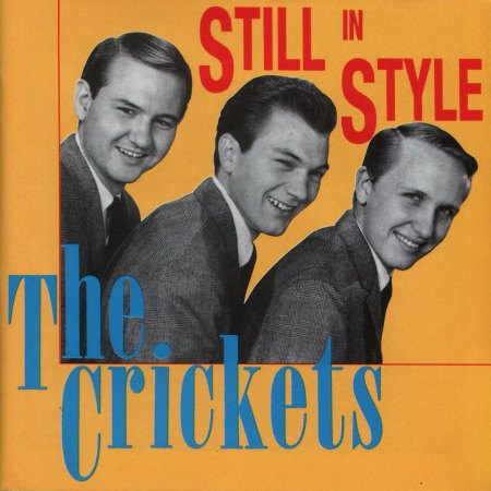 The Crickets-Still In Style-Front.jpg