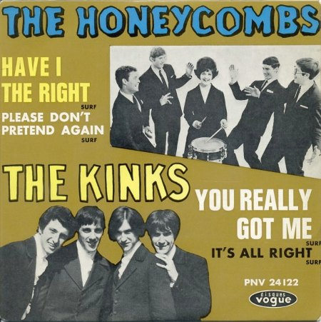 Honeycombs - EP & Kinks_1.jpg
