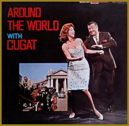 Around the World With Xavier Cugat - front cover.jpg