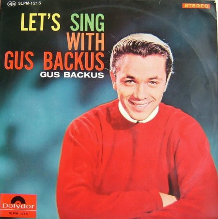 Backus,Gus64aLets Sing with.jpg