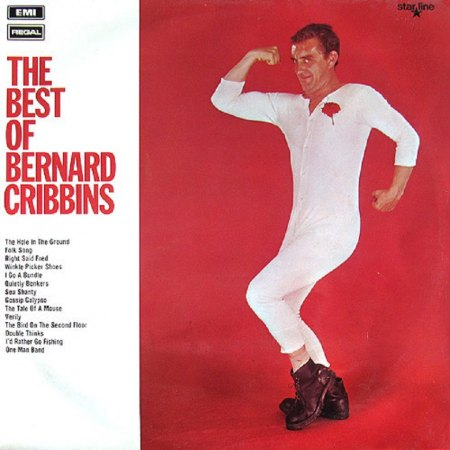 Cribbins, Bernard - Best of.jpg