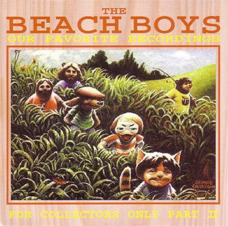 BEACH BOYS - CD's