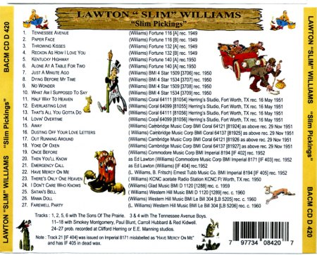 LAWTON WILLIAMS