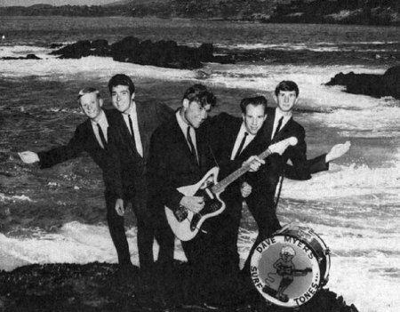DAVE MYERS & THE SURFTONES