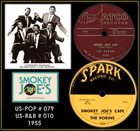 ROBINS - SMOKEY JOE'S CAFE