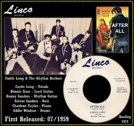 CURTIS LONG & THE RHYTHM ROCKERS - AFTER ALL