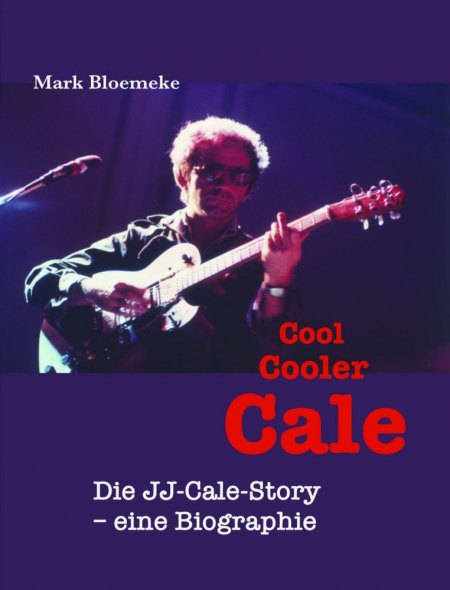 JJ CALE BOOK COVER