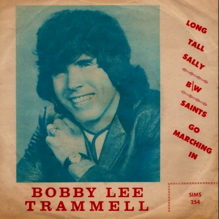 BOBBY LEE TRAMMELL PICSL SIMS 254