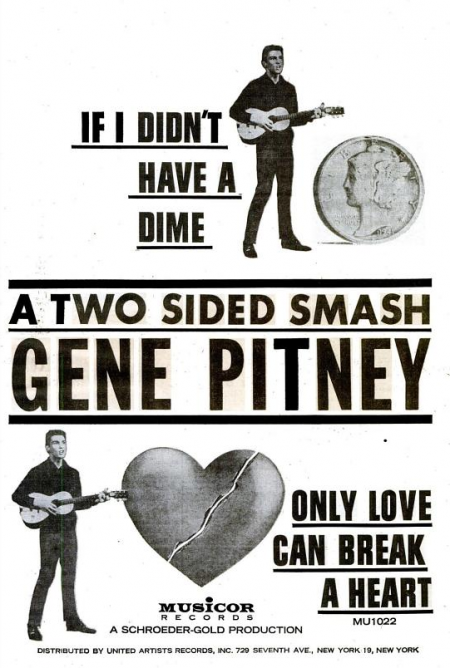 Gene Pitney - Musicor records - 1962-08-25.png