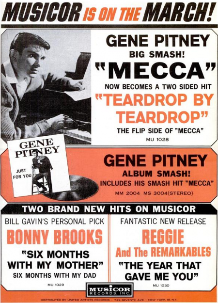 GENE PITNEY - MUSICOR RECORDS - 1963-05-11.png