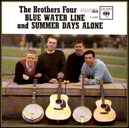 BROTHERS FOUR - COLUMBIA PS 4-42256_IC#001.jpg