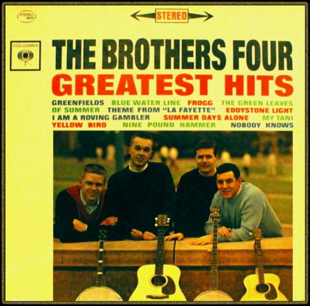 BROTHERS FOUR - COLUMBIA LP CL-1803_IC#001.jpg