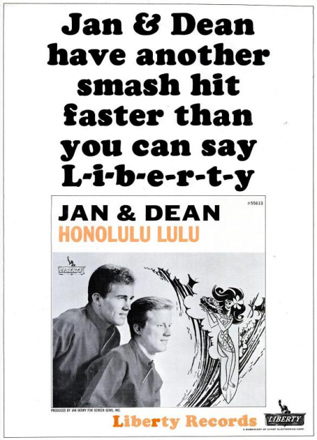 JAN & DEAN - LIBERTY RECORDS - 1963-09-07.png