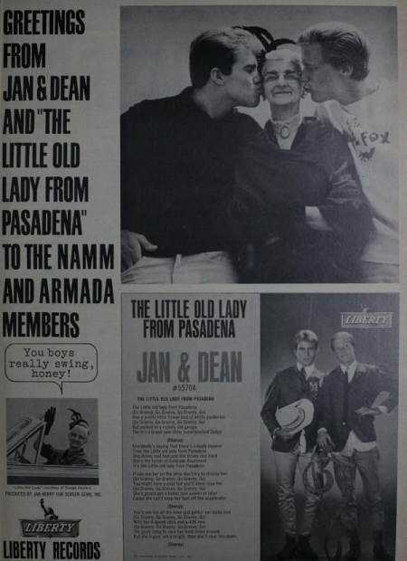 JAN & DEAN - LIBERTY RECORDS - 1964-07-04.png