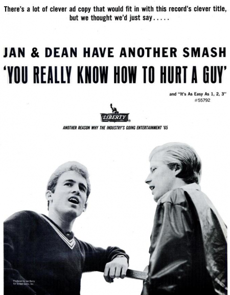 JAN & DEAN - LIBERTY RECORDS - 1965-05-15.png