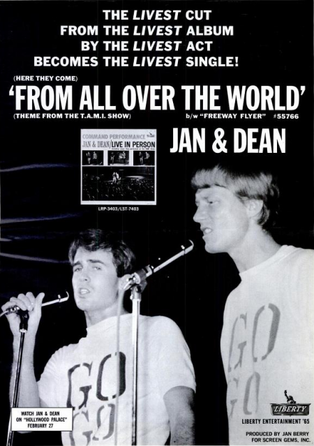 JAN & DEAN - LIBERTY RECORDS - 1965-02-20.png