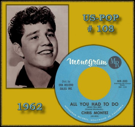 CHRIS MONTEZ - ALL I HAD TO DO (WAS TELL ME)_IC#001.jpg