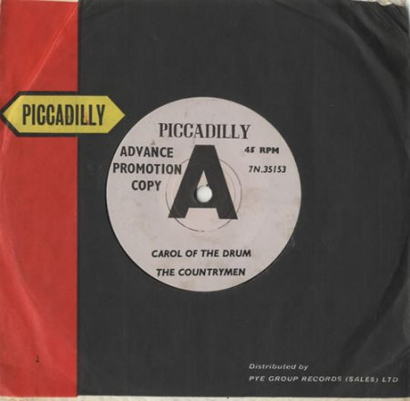 Countrymen01Carol of the drum Piccadilly 7N35153.jpg