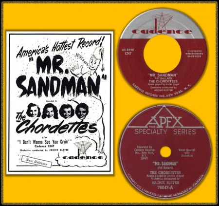 CHORDETTES - MR. SANDMAN_IC#002.jpg