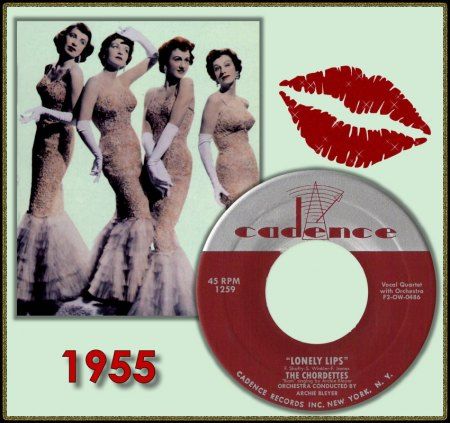 CHORDETTES - LONELY LIPS_IC#001.jpg
