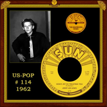 JERRY LEE LEWIS - HOW'S MY EX TREATING YOU_IC#001.jpg